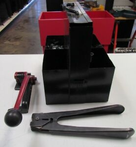 Pac Strapping Products Steel Strapping Kit