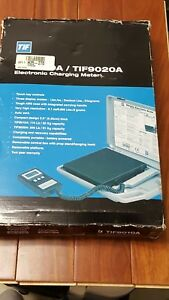 Tif9010a Slimline Refrigerant Electronic Charging Scale Tif 9010a