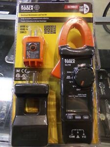 Klein Tools Cl110kit Electrical Maintenance And Test Kit Brand New