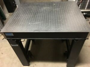 Tmc Micro g 63 533 Vibration Isolation Table Air W 4 5in Thick Magnetic Tabletop
