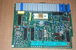 Tek 492 492p 49xx Series Spectrum Analyzers A40 Video Processor Board