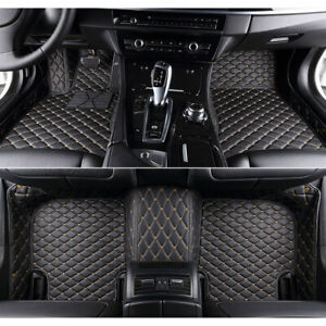 Car Floor Mats For Jeep Grand Cherokee All Weather Waterproof Pads Auto Mat