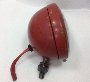 Vtg Oem Guide 3 Wire 12v Light From Farmall 450 Tractor 1956 1958 Works
