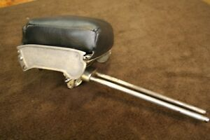 Koken Barber Chair Headrest With Paper Holder And Cutter