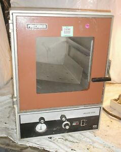 Gca Precision Scientific Laboratory Vacuum Oven 31566 26
