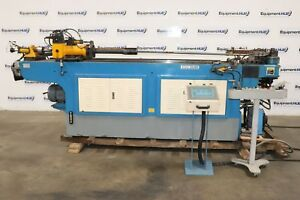 Pines I line Cnc 038 Touch Screen Tube Bender 38mm 1 496 Capacity