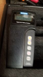 Midtronics Micro Celltron Battery Analyzer With Printer Tested Good 7