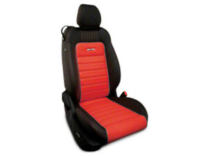 Roadwire Ford Mustang Gt V6 Coupe Leather Seat Covers 2015 2016 2017 2018 2019