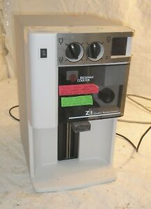 Beckman Coulter Z1 Particle Counter With Keyboard Control Panel