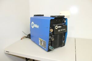 Miller Xmt 350 Cc cv Welder Load Bank Tested And Ready To Work
