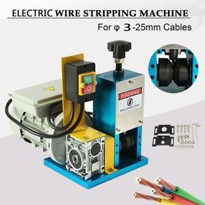Durable Copper Wire Stripping Machine Electric Power Drill Cable Stripper 1 4hp