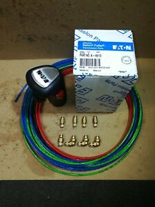 13 Speed Eaton Fuller Transmission A6913 Shift Knob 4 Line Air Line Kit
