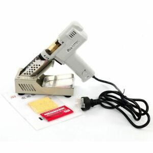 New S 993a 110v 100w Electric Vacuum Desoldering Pump Soldering Iron Sucker Gun