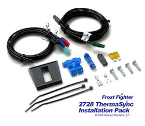 Thermasync Defroster Heated Mirror Control Installation Pack Frost Fighter 2728
