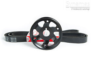 Porsche 996 Boxster Cayman Under Drive Pulley With Ac