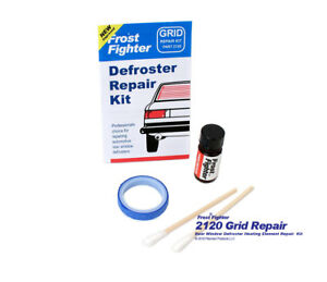 Rear Window Defroster Defogger Grid Repair Kit 2120 By Frost Fighter