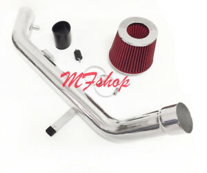 Red For 2005 2006 Nissan Sentra 1 8l L4 Cold Air Intake Kit Filter