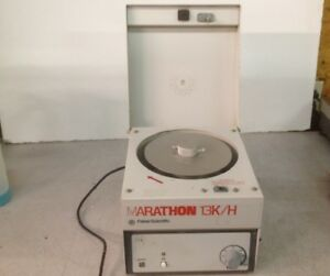 Fisher Scientific 20500019 13k h Marathon Centrifuge