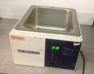 Thermo Precision 2841 Water Bath Microprocessor Controlled
