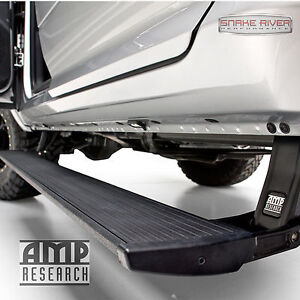 Amp Research Powerstep Retractable Side Step 17 18 Ford F250 F350 Plug N Play