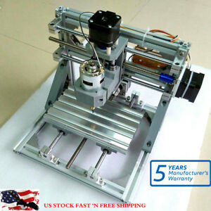 3 axis Cnc 1610 Router Engraver Diy Carving Machine For Pcb Pvc Milling Wood
