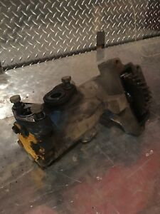 Ford 4400 Industial Tractor Hydraulic Pump For Ford 4340 4400 4410 4500
