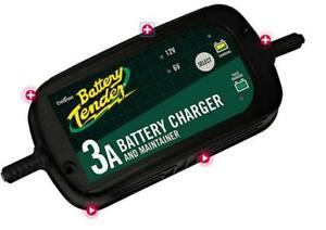 Battery Charger And Tender Power Plus 3amp Open Box Deltran Fast