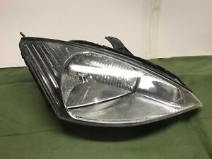 2000 2004 Ford Focus Right Front Headlight Passengerside Front