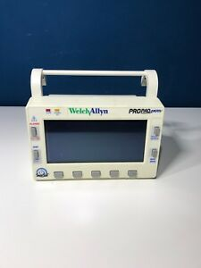 Welch Allyn Propaq 210 Patient Monitor