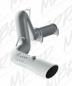 Mbrp S60360al 5 Dpf back Exhaust For 2011 2018 Chevy Gmc 6 6l Duramax