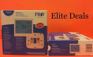 New Pro1 Iaq T925 3h 2c Hp 2h 2c Conventional Touchscreen Thermostat