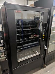 Crane National 147 Snack Vending Machine Refurbished And Upgraded