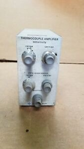 Gould Model 13 4312 10 Thermocouple Amplifier