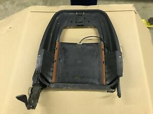 87 93 Ford Mustang Front Seat Frame Bracket Hatch Coupe Convertible Passenger Oe