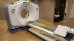 Ge Lightspeed Rt 16 Slice Ct Scanner With Brand New X ray Tube 130 000