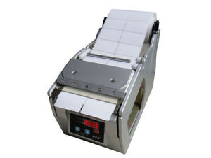 5 130mm Automatic Labeler Dispenser Label Striping Machine X 130 220v