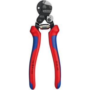 Knipex Wire Rope Cable Cutter 160mm 95 62 160 Sb 6