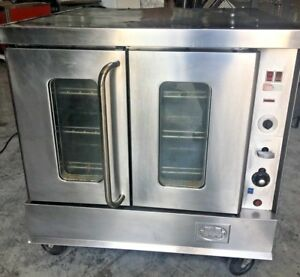 Montague Convection Oven Commercial Bakery Oven With Casters