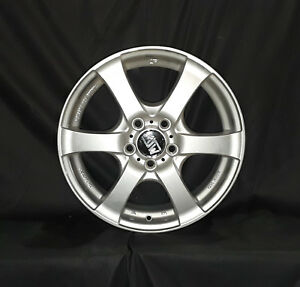 4 16 X 6 Msw Alloy Racing Wheels Made In Italy Brand New