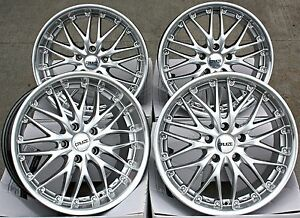 Cruize 190 Sp 18 Alloy Wheels 18 Inch Alloys Staggered Deep Dish 5x120 Wheels