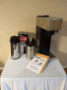 Bunn Vpr aps Pourover Airpot Coffee Brewer Comes With Both 2 2 L
