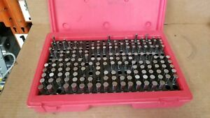 Mhc 251 500 Minus Pin Gage Set 2