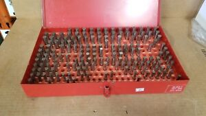 Spi 251 500 Minus Pin Gage Set 2