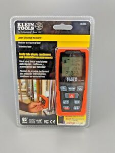 Klein Tools 93ldm65 Laser Distance Measurer 65 20 M New