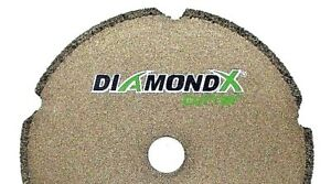 7 Diamond X Metal Cutting Blade Cut off Wheel Type 1 For Angle Grinders
