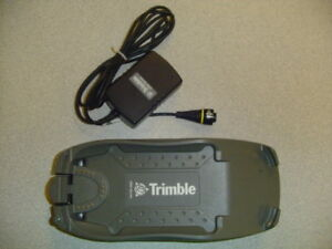 Trimble 2005 Support Module Geo Ce Charger With Power Cord