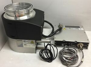 Oerlikon Leybold Vacuum Turbovac Tw 690 Ms With Turbo drive 700 690ms