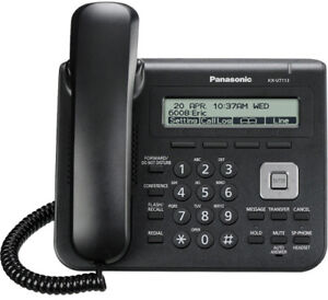 Panasonic Kx ut113 Sip Phone