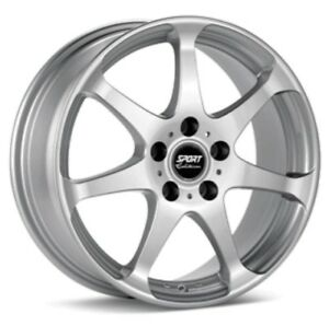 4 16 X 7 Sport Edition D5 Alloy Racing Wheels Made In Japan brand New
