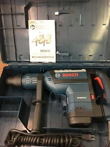 Bosch Rh850vc rt 1 7 8 Sds Max Rotary Hammer Recon Last One Flash Sale